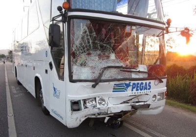 """Aunt, niece die in Phuket tour bus """"hit-and-run' 