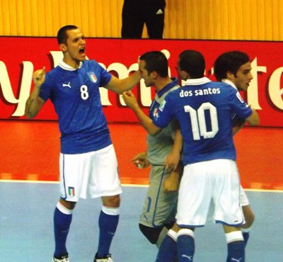 Futsal World Cup: All European and South American semifinals tonight | The Thaiger