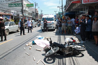 British Embassy calls for life-saving action on Thai roads | The Thaiger