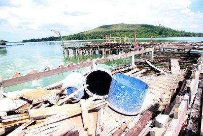 Phuket pier under investigation | The Thaiger