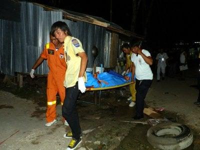 Police still on hunt for members of Burmese gang | Thaiger