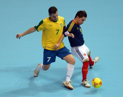 FIFA Futsal World Cup: Epic Brazil vs Spain final tonight | The Thaiger