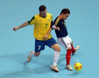 FIFA Futsal World Cup: Epic Brazil vs Spain final tonight | Thaiger
