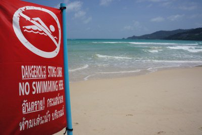 Russian man drowns off Phuket Beach | The Thaiger