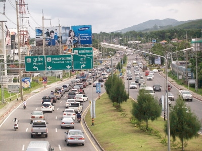 Work on Phuket underpass deferred to Friday | Thaiger