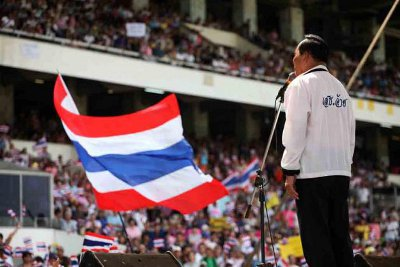 Phuket protesters to bolster ranks of anti-government rally in Bangkok | The Thaiger