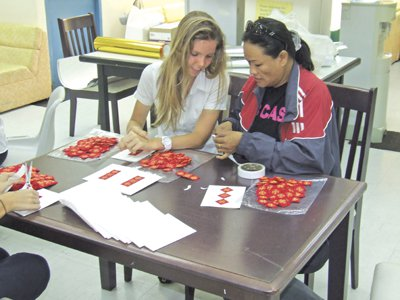 Phuket Lifestyle: Life Home Project preps for World AIDS Day | The Thaiger