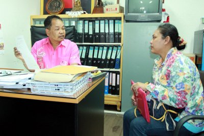 "Phuket teaching assistant suspended over ""child hitting' allegation 