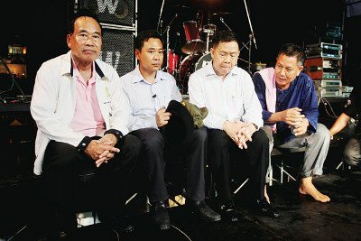 Pitak Siam leader abruptly ends anti-govt rally | Thaiger