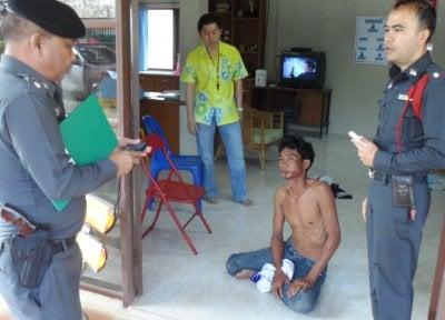 Phuket cat burglar fails as roof caves in | The Thaiger