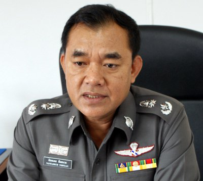 """Police not to post any response to """"Evil man from Krabi' YouTube video 