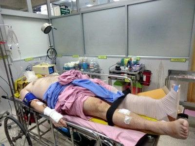 Australian fall survivor out of Phuket intensive care unit | The Thaiger