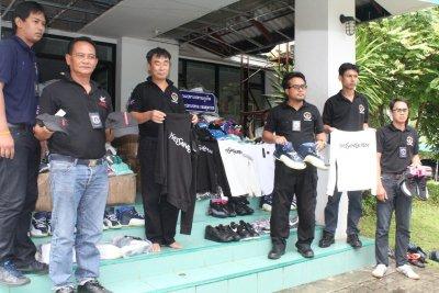 Phuket Customs raid seizes B1.5mn of pirated goods | The Thaiger