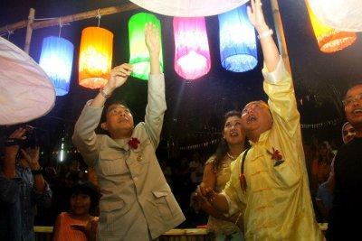 "Loy Krathong Festival honors ""Phuket yesteryear' | The Thaiger"