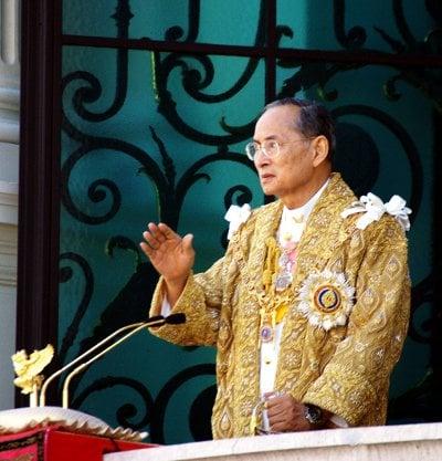 Phuket honors HM King Bhumibol Adulyadej's 85th birthday | Thaiger