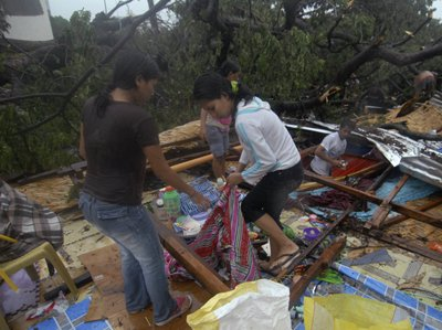 World News: 77-year-old rescued in aftermath of Typhoon Bopha; 332 dead | Thaiger