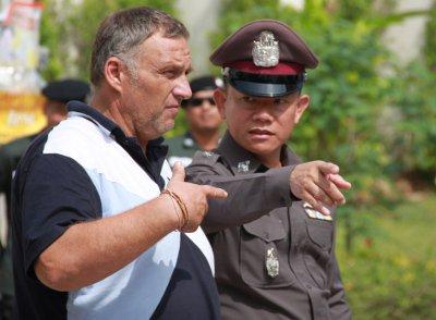 Hungarian suspect Kvalka retraces steps to Peter Reisz killing | Thaiger