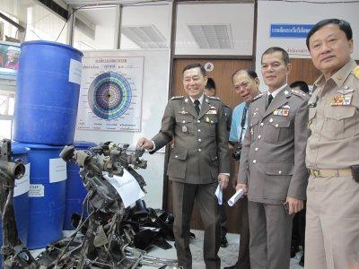 Stolen Phuket bikes 'bound for Burma' | The Thaiger
