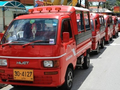 Phuket tuk-tuk fares in the firing line | The Thaiger
