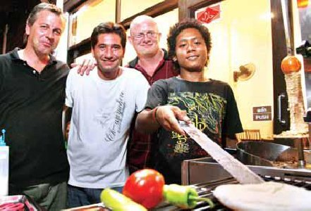 Hungry in Phuket? It's kebab time in Rawai   The Thaiger