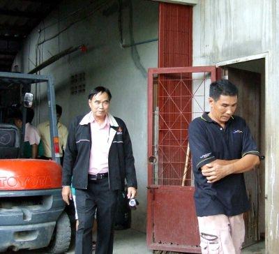 Fears of explosion spark Phuket gas shop raid   The Thaiger