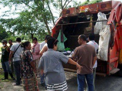 Phuket newborn dead in a dump truck | The Thaiger