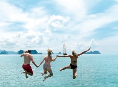Just a hop across the bay from Phuket   The Thaiger