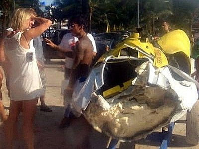 Phuket tourist forced to pay 180,000 baht in jet-ski repairs | The Thaiger