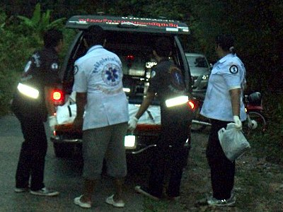 Body recovered from Phuket ravine   The Thaiger