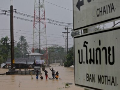 "Phuket officials deny ""mudslide in paradise' 