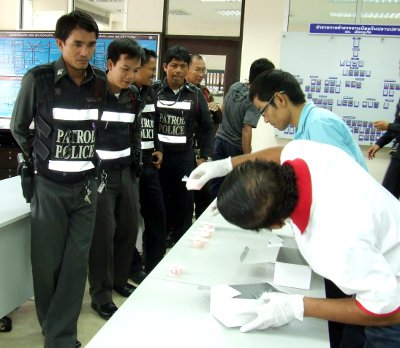 Phuket police face mandatory meth tests | The Thaiger