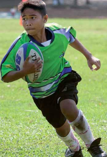 Phuket 'Under 13s' off to UK in run-up to Rugby World Cup | The Thaiger
