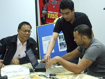 Phuket Swindle: Romanians charged in Bt100mn ATM scam | The Thaiger