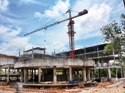 New international hospital under construction in Krabi | The Thaiger