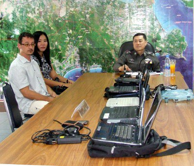 Phuket serial thieves nabbed | The Thaiger