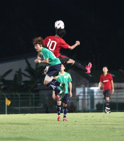 FC Phuket put up brave fight against Muang Thong United | The Thaiger