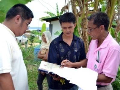 Phuket land grab sparks full investigation | The Thaiger