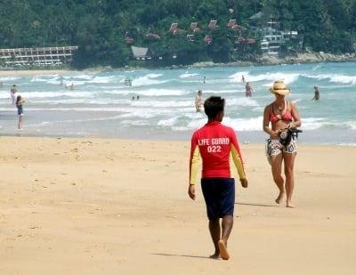 Lifeguards return to Phuket beaches   The Thaiger