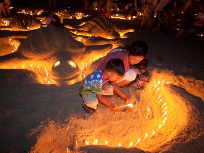 Phuket aglow with tsunami remembrance ceremonies | The Thaiger