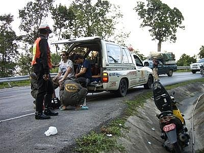 Songkran 2011: Phuket records first road death | The Thaiger