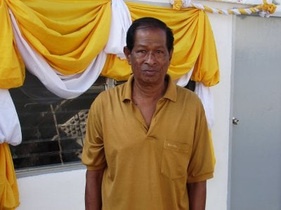 An early Christmas gift for one of Phuket's poorest | The Thaiger