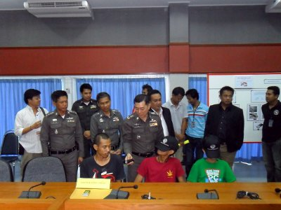Phuket Police arrest three for killing of Thalang teen | The Thaiger