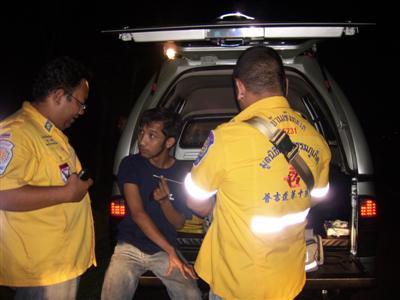 "Phuket rain blamed for ""Saturday night spins' | The Thaiger"