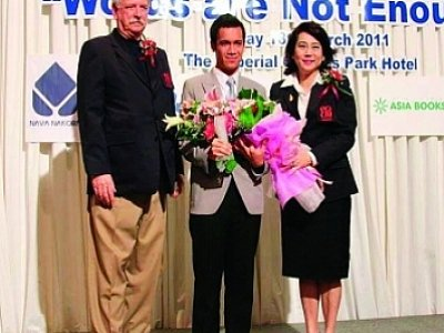 Phuket student to represent Thailand in international public speaking competition | The Thaiger