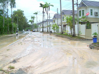 Phuket Governor warns developers of flood, landslide risks | The Thaiger