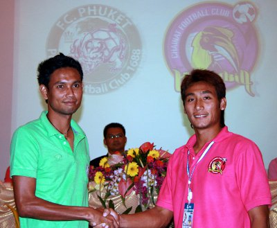 FC Phuket ready for showdown with Chainat FC | The Thaiger