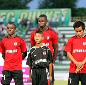 FC Phuket's darling Diarra Ali returns   The Thaiger