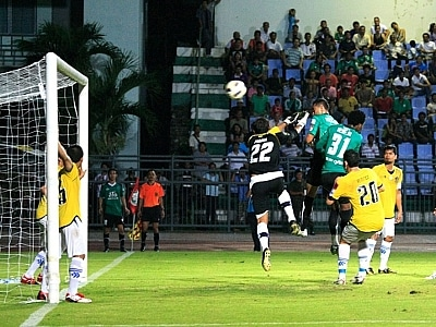 FC Phuket trounce Chiang Mai, 4-0 | The Thaiger