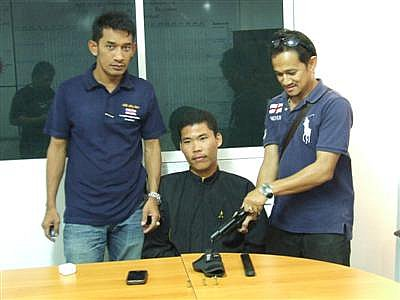 Phuket Police arrest snatch thief in Patong | The Thaiger
