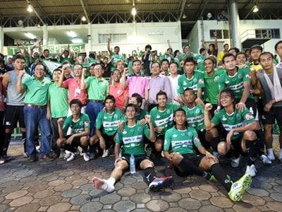 FC Phuket take on Buriram in Bt1mn playoff final tonight | The Thaiger